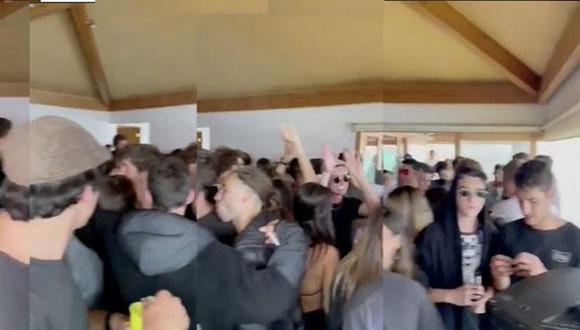 Coronavirus: Chile: Indignación por fiesta clandestina de jóvenes ricos en  Cachagua en la que no hubo detenidos   MUNDO   EL COMERCIO PERÚ