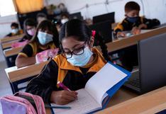 Chile inicia el año escolar con clases semipresenciales y miedo a rebrotes de coronavirus   FOTOS