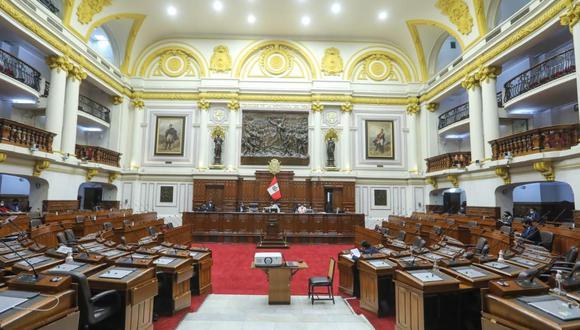 El pleno del Congreso sesionará este miércoles, jueves y viernes y revisará proyecto relacionado al retorno a la bicameralidad. (Foto: Congreso)