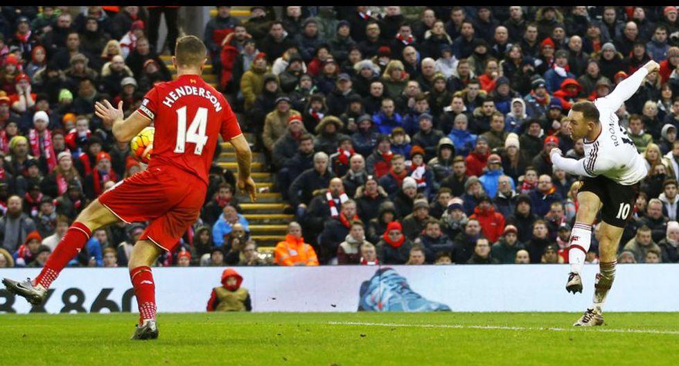 Wayne Roone: el latigazo triunfal del Manchester United [FOTOS] - 3
