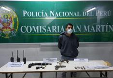 Piura: detienen a exrecluso que disparó contra policía en asalto a pollería con cuatro armas de fuego   VIDEO