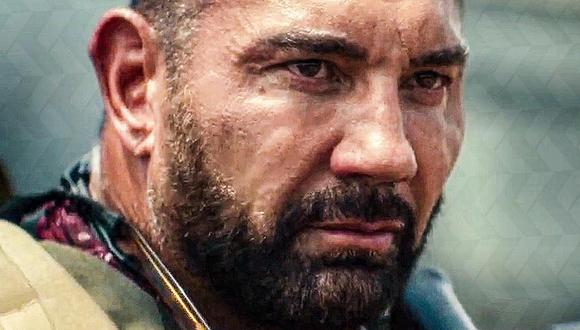 "Dave Bautista interpreta a Scott Ward en ""El ejército de los muertos"" (Foto: Netflix)"