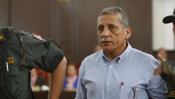 El Poder Judicial condenó a Antauro Humala a 19 años de prisión tras hallarlo culpable de los delitos de homicidio calificado, sustracción de armas de fuego, rebelión, secuestro y otros delitos en agravio del Estado. (Foto: Archivo El Comercio)