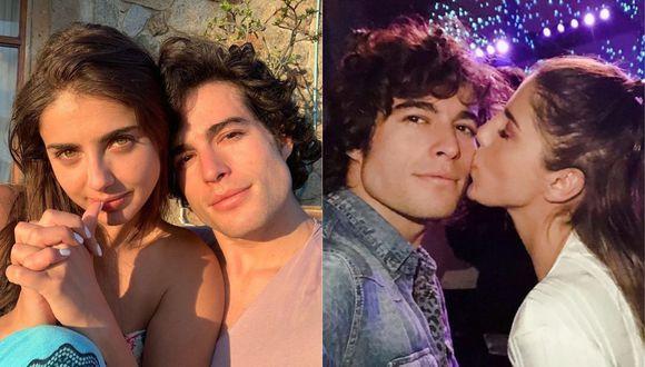 """Michelle Renaud y Danilo Carrera protagonizarán remake de """"Destilando Amor"""". (Foto: Instagram)"""