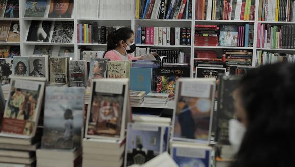 Primera Parada, en Barranco, y su fomento de la lectura.