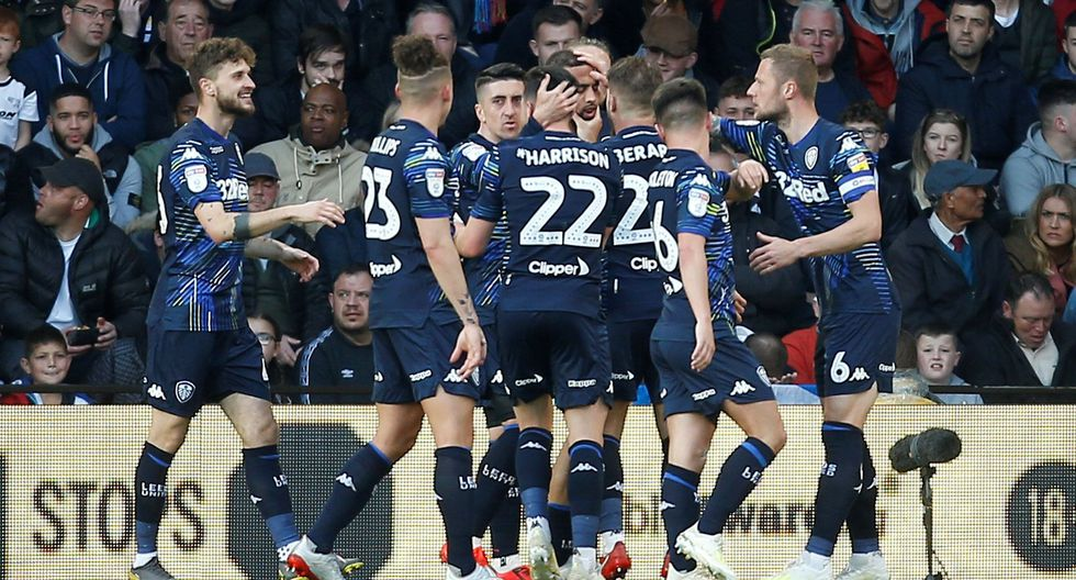 Leeds vs. Derby: Roofe marcó el 1-0 para el equipo de Bielsa que busca el ascenso a la Premier | VIDEO. (Video: ESPN 2 / Foto: AFP)