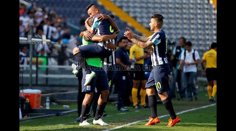 Alianza Lima humilló a Cienciano y desató la fiesta en Matute  - 1