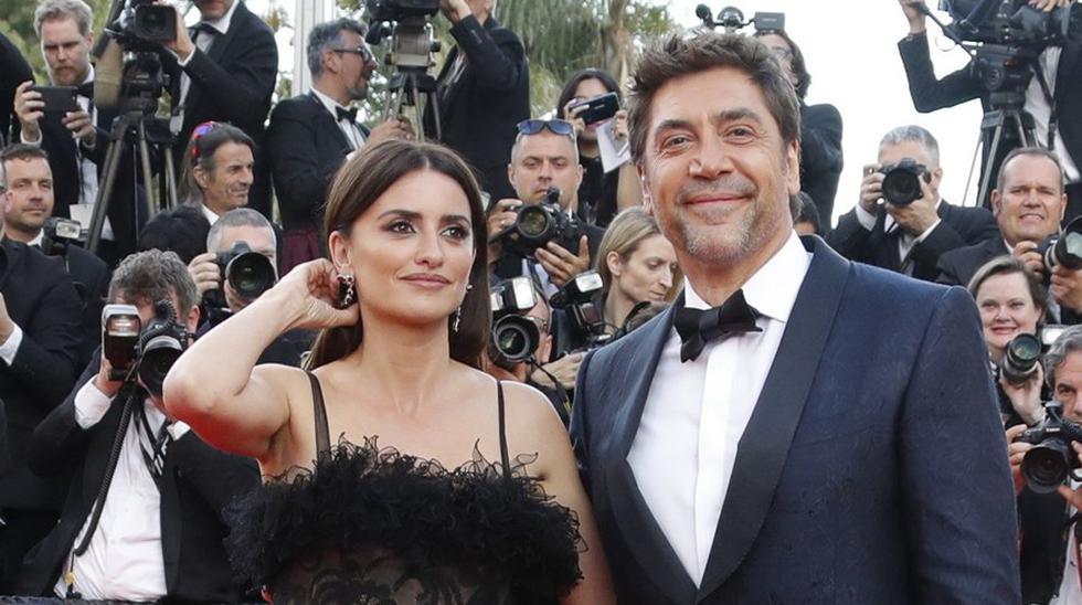 """Javier Bardem y Penélope Cruz presentaron """"Todos lo saben"""", filme dirigido por el  iraní Asghar Farhadi, en Cannes 2018. (Fotos: Agencias)"""