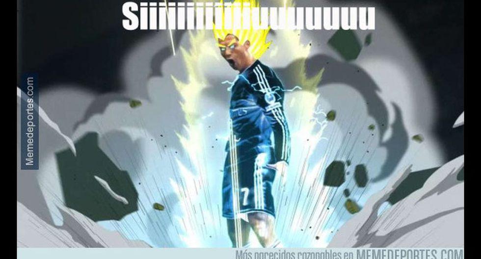 Real Madrid-Atlético de Madrid: así se comenta derbi con memes - 4