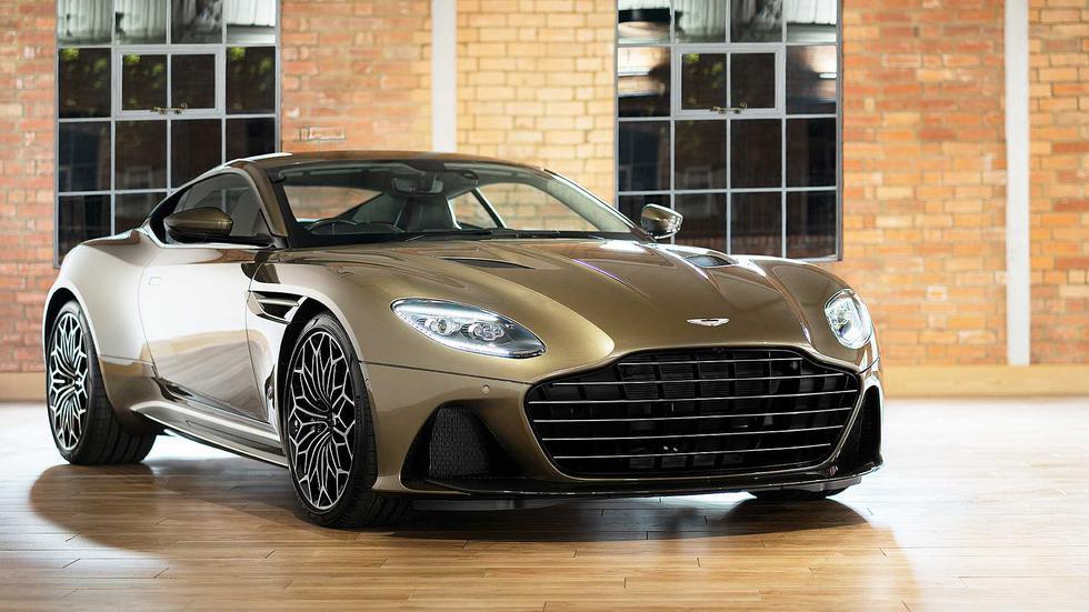 La producción del Aston Martin DBS Superleggera inspirado en James Bond solo se extenderá a 50 unidades. Su precio es de US$ 380 mil. (Fotos: Aston Martin).