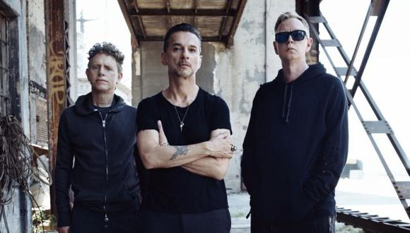 Depeche Mode en Lima: conoce los precios de las entradas