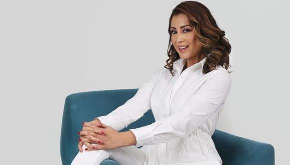 Karla Tarazona feliz con embarazo de Pamela Franco. (Foto: @latarazona)
