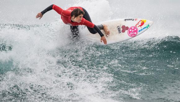 Sofía Mulanovich avanzó a la sexta ronda, Daniella Rosas y Analí Gómez quedaron eliminadas | Foto: AFP