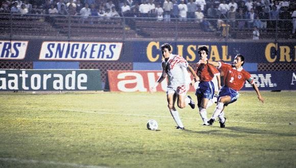 El Perú 6-0 Chile es la mayor goleada en duelos entre ambos. (Foto: Archivo histórico El Comercio).