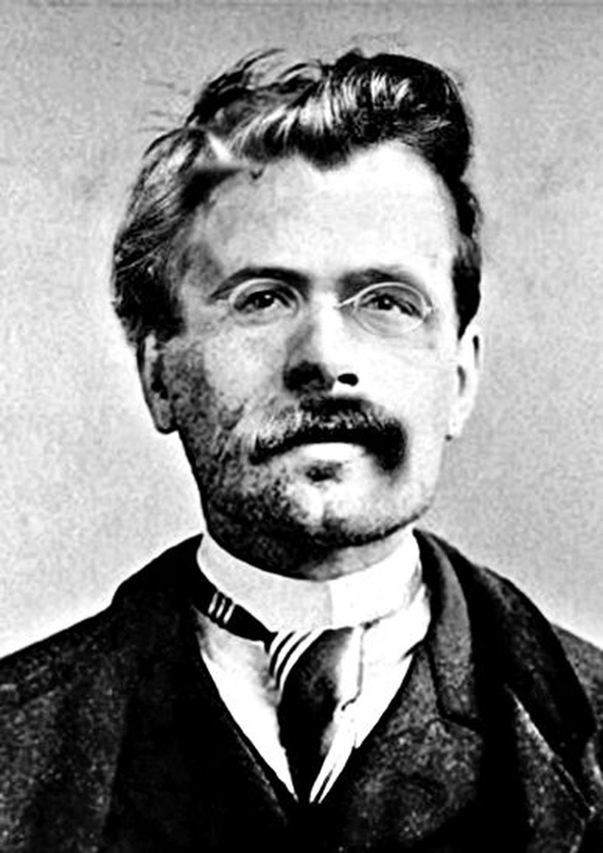 El filósofo alemán Friedrich Nietzsche, contemporáneo a Gonzales Prada. Se pueden encontrar muchas similitudes en la producción intelectual de ambos, a pesar de que nunca se conocieron.