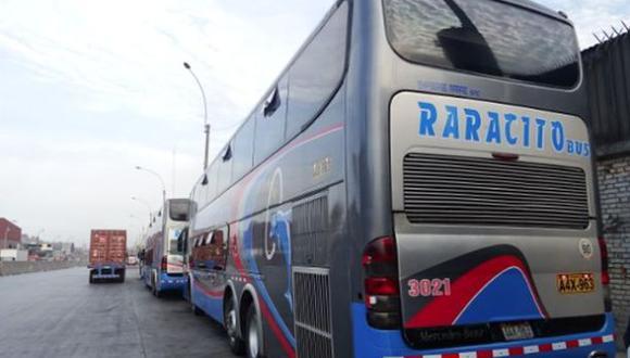 Accidente en Carretera Central: bus acumula más de S/2.500 en multas