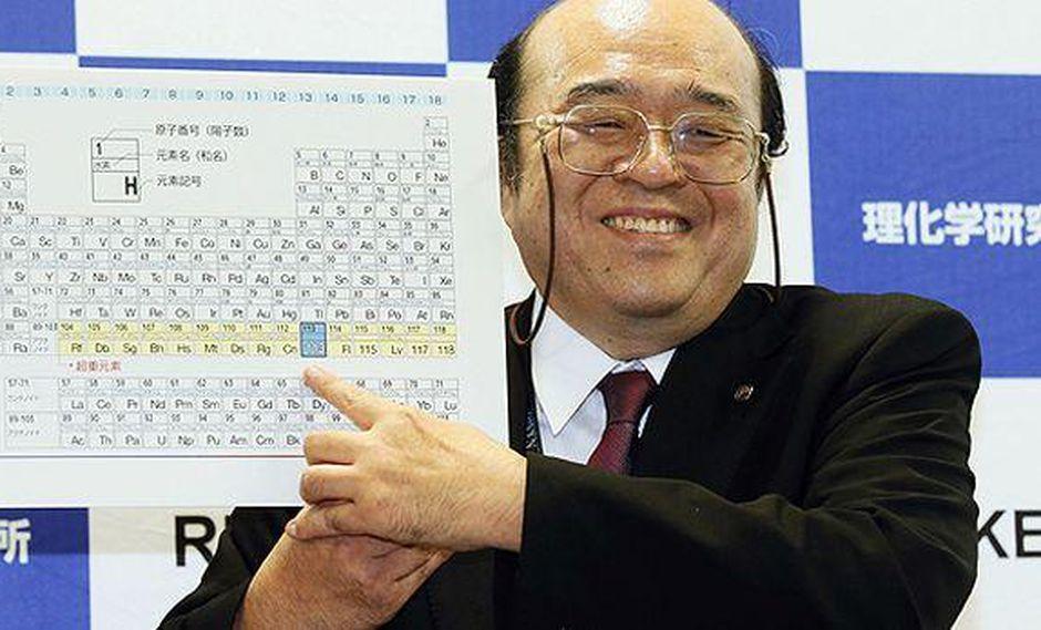Japonés pondrá nombre al elemento 113 de la tabla periódica