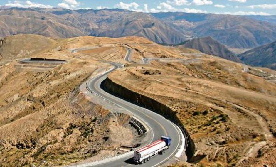 Los residentes de las zonas aledañas a la vía pagan S/ 0.50 céntimos por cada 20 kilómetros recorridos.