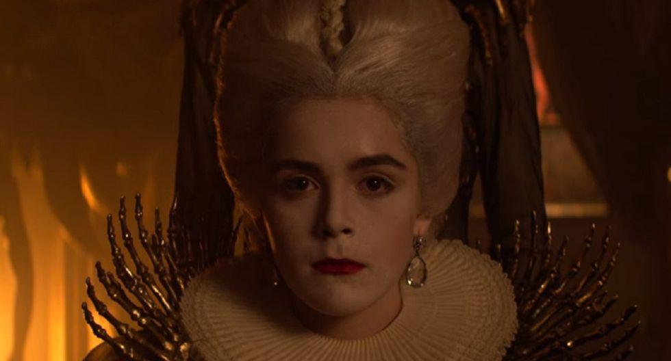 El mundo oculto de Sabrina 3: ¿qué pasó al final y qué significa para la temporada 4? (Foto: Netlix)