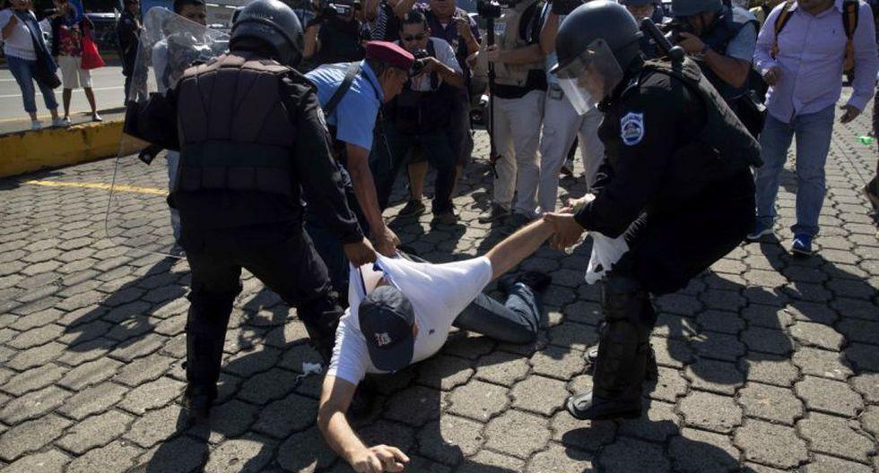 """Organismos humanitarios locales cuentan hasta 674 """"presos políticos"""" desde el estallido social contra Daniel Ortega. (Foto referencial: EFE)"""