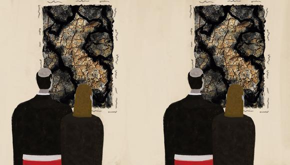 """""""Por los aprendizajes del costo excesivo de los confinamientos de marzo a junio, tiene sentido que el Gobierno se mantenga observando de cerca la evolución de la segunda ola"""". (Ilustración: Giovanni Tazza)"""