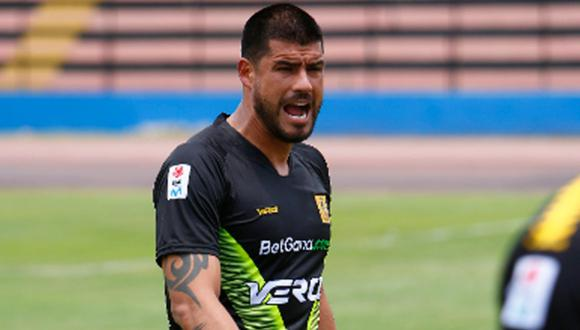 Erick Delgado es actual portero de Cantolao. (Foto: Liga 1)