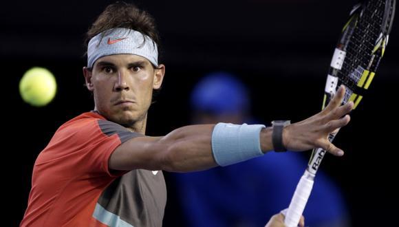 Rafael Nadal se mantiene como líder del ránking ATP