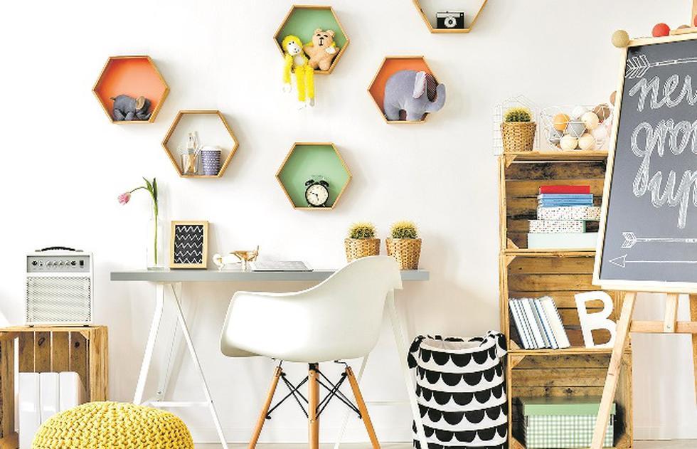 Dale un aspecto lúdico a tu casa decorando con juguetes - 4