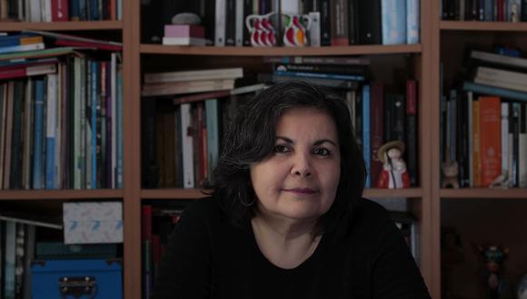 Rocio Silva lidera la única lista para la Mesa Directiva del Congreso, si ella triunfa asumirá la Presidencia en lugar de Manuel Merino (Foto: Grupo El Comercio)