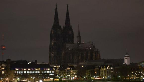Alemania le apaga la luz a los racistas en Colonia