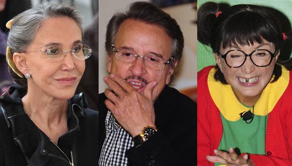 Florinda Meza perdonó a Quico y La Chilindrina