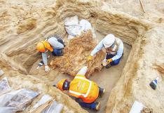 Chilca: ocho fardos funerarios con más de 800 años de antigüedad