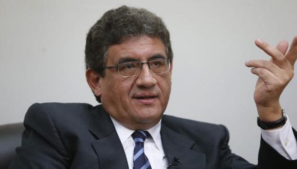 """Fuerza Popular busca interpelar a Basombrío por piconería"""