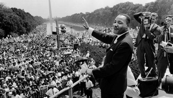 El pasado y el presente de los derechos civiles a medio siglo del asesinato de Martin Luther King. [Foto: AFP]