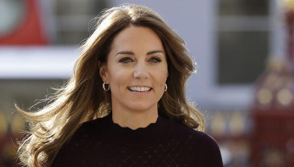 Kate Middleton recordó como el príncipe Guillermo trataba de sorprenderla con platillos cuando eran amigos (Foto: AFP)