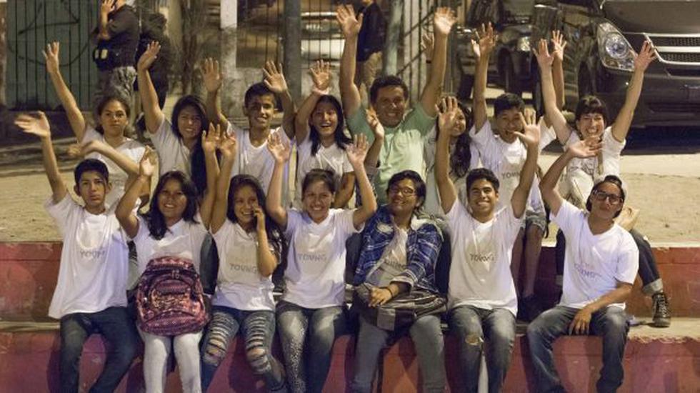Pachayoung: buscando una voz propia - 4