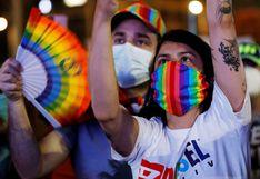 Global Pride 2020: miles asisten a marchas del Orgullo Gay en plena pandemia del coronavirus en Israel | FOTOS