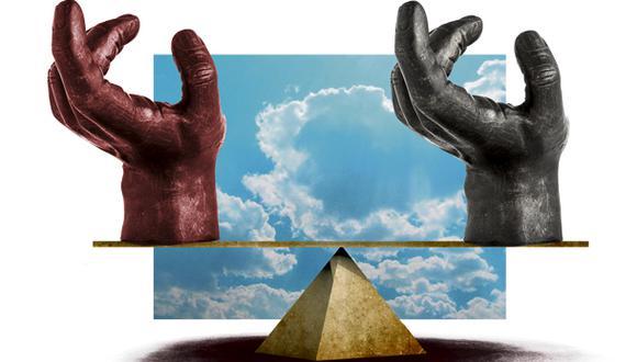 Equilibrio de poderes en democracia, por Luz Salgado Rubianes