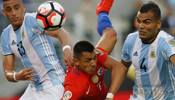 Sigue en directo los pasos para saber cómo y dónde ver Argentina vs. Chile por Eliminatorias Qatar 2022