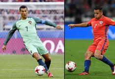 Chile vs. Portugal: fecha, hora y TV del duelo de semifinales por Confederaciones