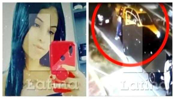 El cuerpo de Joselyn Daniela Vásquez fue hallado el último lunes en una acequia de los Pantanos de Villa en Chorrillos. (Captura: Latina)