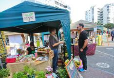 Una app que concentra las propuestas orgánicas de Lima