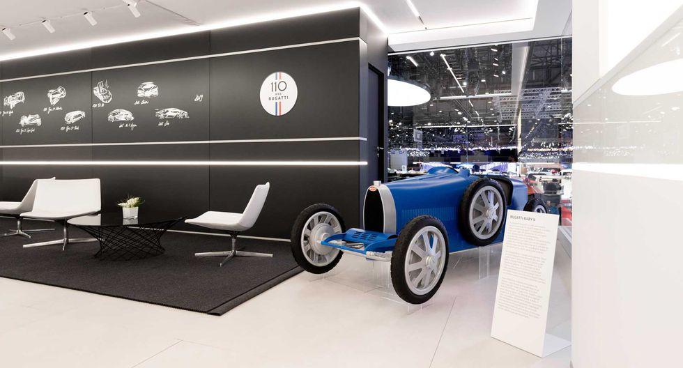El nuevo Bugatti Baby II estará disponible desde el 2020. Su precio bordea los US$ 33 mil. (Fotos: Bugatti)