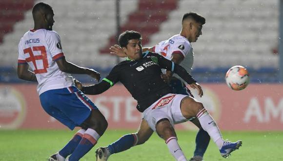 Alianza Lima acumula 23 partidos sin ganar en Copa Libertadores de América. (AFP / POOL / Sandro Pereyra)