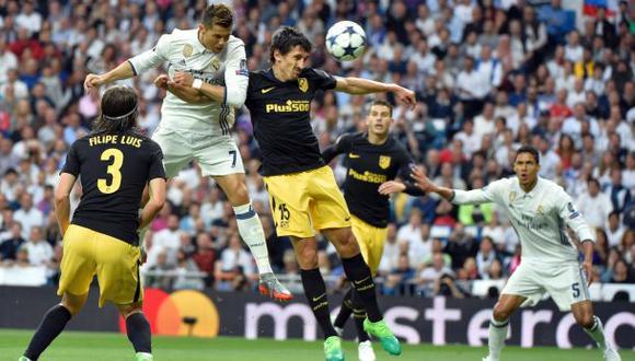 Real Madrid-Atlético: 10 curiosidades del derbi por Champions