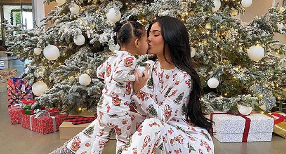 Kylie Jenner anunció los primeros días de enero que estaría preparando una colección de maquillaje junto a su pequeña (Foto: Instagram)