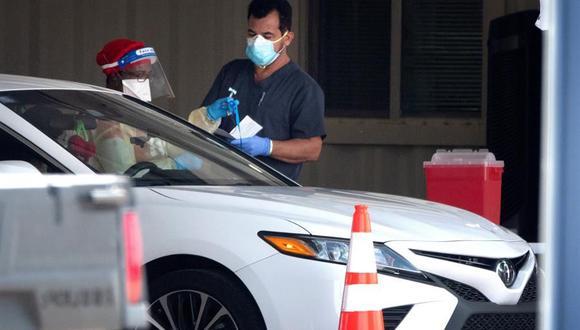 Coronavirus en Florida, Estados Unidos | Ultimas noticias | Último minuto: reporte de infectados y muertos hoy, martes 29 de septiembre | COVID-19 | (Foto: EFE / EPA / CRISTOBAL HERRERA-ULASHKEVICH).