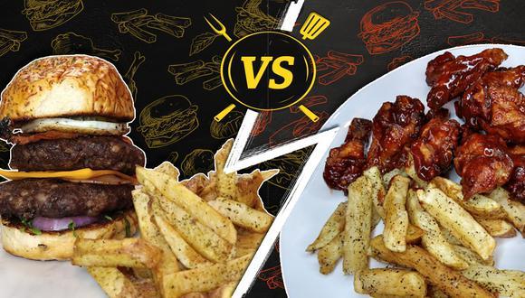 Esta semana, probamos parte del menú de 211 Burger Club, un restaurante ubicado en Miraflores. (Diseño: El Comercio)