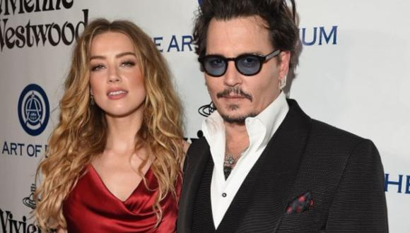 Amber Heard recibe amenazas y pierde trabajos tras acusar a Johnny Depp (Foto: AFP)