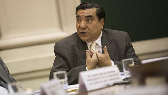 García Toma: Sociedad civil debería proponer candidatos al TC